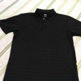 ユニクロ(UNIQLO)のユニクロ ドライEXポロシャツ★美品(ポロシャツ)