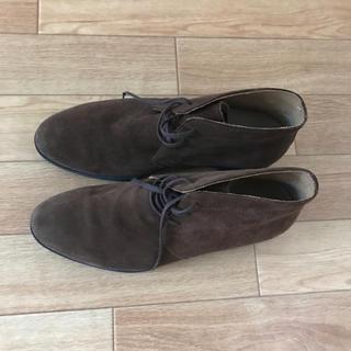 ジーティーホーキンス(G.T. HAWKINS)のホーキンスチャッカブーツ(ブーツ)