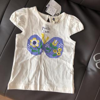 プチジャム(Petit jam)のTシャツ 新品(Tシャツ/カットソー)
