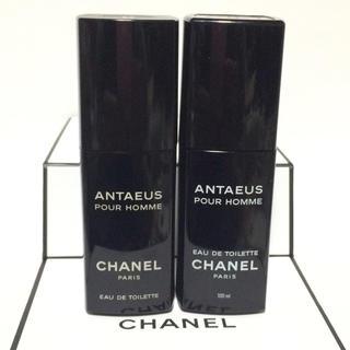 シャネル(CHANEL)のシャネル アンテウス 100ミリ 2本セット(香水(男性用))