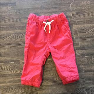 ベビーギャップ(babyGAP)の❁babygap❁赤パンツ コットン100%(パンツ)