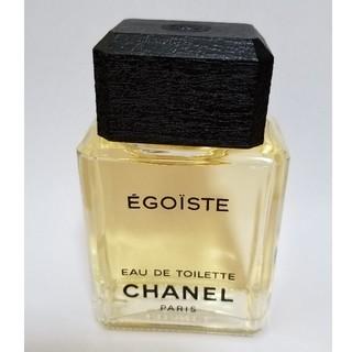 シャネル(CHANEL)の【送料無料】CHANEL エゴイスト 香水 ほぼ75ml(香水(男性用))