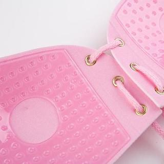 新型 ヌーブラ ひも調整タイプ ピンク Bカップ★モーニング セール★(ヌーブラ)