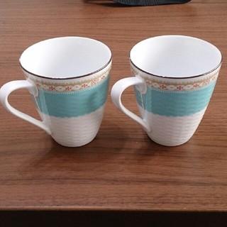 ノリタケ(Noritake)のノリタケ ペアマグカップ(グラス/カップ)