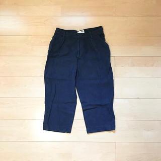 ニーム(NIMES)のニームドブルー  7分丈パンツ(カジュアルパンツ)