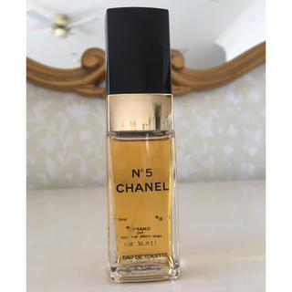 CHANEL - CHANEL No5 香水