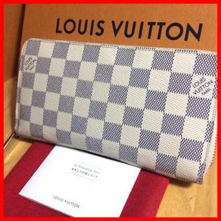 ルイヴィトン(LOUIS VUITTON)の《美品》これからの季節に最適、リゾートデザインジッピー‼️正規品、シリアルあり。(財布)