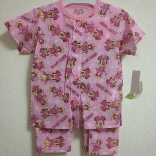 ディズニー(Disney)の新品 90㎝ ディズニー ミニーちゃん☆パジャマ 半袖(パジャマ)