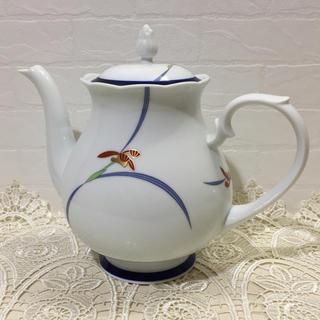 コウランシャ(香蘭社)の新品 香蘭社 ティーポット 茶器  (食器)