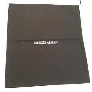 ジョルジオアルマーニ(Giorgio Armani)のGIORGIO ARMANI 靴袋 大(その他)