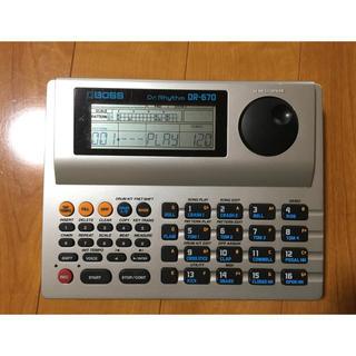 BOSS DR-670 リズムマシン(その他)