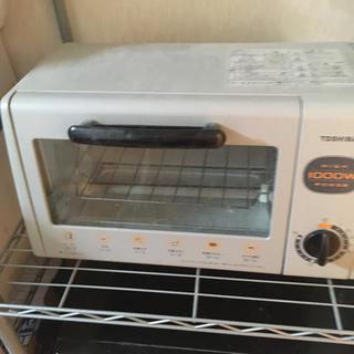 トースター 中古美品(電子レンジ)