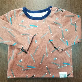 Tシャツ 長袖 95cm セット販売可能商品 KB-K178(その他)