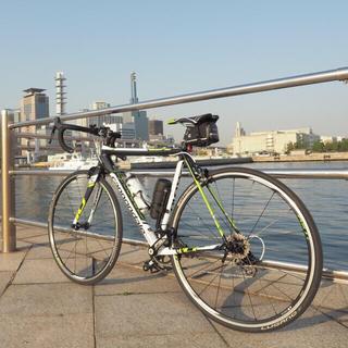 キャノンデール(Cannondale)のcannondale caad10(自転車本体)