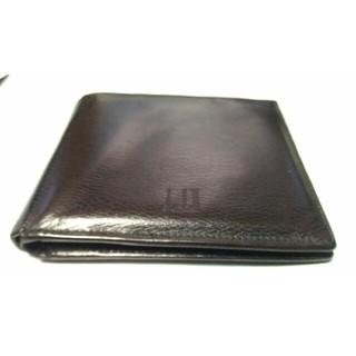 ダンヒル(Dunhill)のダンヒル 二つ折り カード用財布(折り財布)