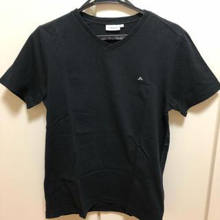 ジェイリンドバーグ(J.LINDEBERG)のjlindeberg Vネック Tシャツ(Tシャツ/カットソー(半袖/袖なし))