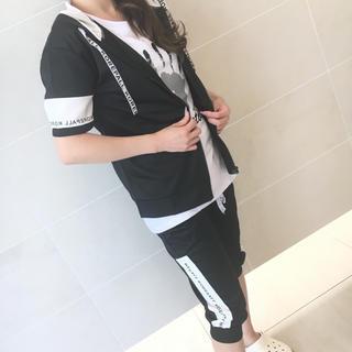 ★ ジャージ 上下セット オシャレ パーカー2018★(ジャージ)