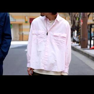 ポーター(PORTER)のporter classic ロールアップシャツ sakura サクラ(シャツ)
