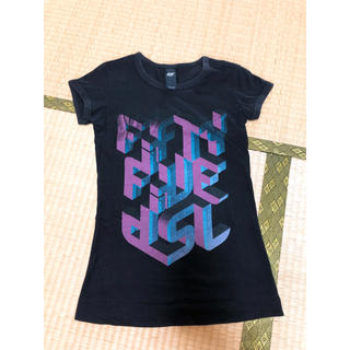 フィフティーファイブディーエスエル(55DSL)の美品!55DSL Tシャツ DIESEL(Tシャツ(半袖/袖なし))