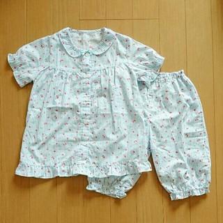半袖  フルーツ柄  パジャマ(パジャマ)