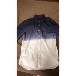 レイジブルー(RAGEBLUE)のRAGE BLUE 2トーンシャツ(シャツ)