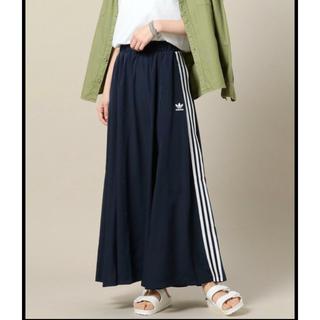 アディダス(adidas)の残り2着♡S✨adidas  BEAUTY&YOUTH コラボ ロングスカート(ロングスカート)