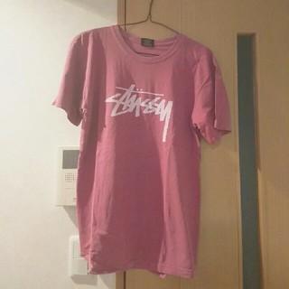 ステューシー(STUSSY)のstussy👑Tシャツ(Tシャツ/カットソー(半袖/袖なし))