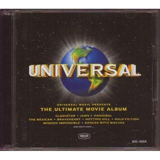 Universal The Ultimate Movie Album(映画音楽)