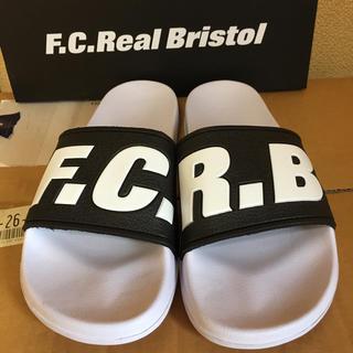 エフシーアールビー(F.C.R.B.)の26㎝ FCRB SHOWER SLIDE サンダル BENASSI ベナッシ(サンダル)
