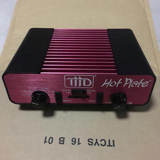 アッテネーター THD Hot Plate 4Ω 超美品(ギターアンプ)