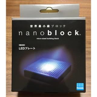[新品・未開封]Nanoblock(ナノブロック) LEDプレート(模型/プラモデル)