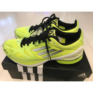アディダス(adidas)の新品タグ付き アディダス ランニングシューズ 27cm adizero(陸上競技)