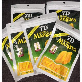 マンゴ(MANGO)のドライマンゴー6袋(フルーツ)