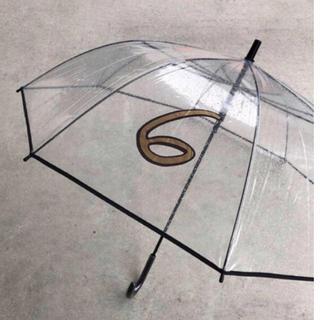 ビューティアンドユースユナイテッドアローズ(BEAUTY&YOUTH UNITED ARROWS)の本日のみ値下げ‼️roku 6 傘 (傘)