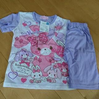 ボンボンリボン(ぼんぼんりぼん)の新品 パジャマ 120cm  ぼんぼんりぼん(パジャマ)