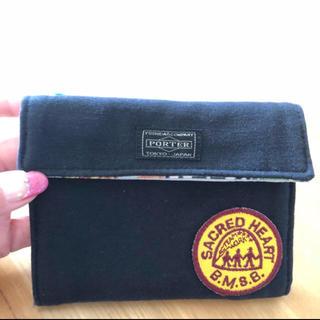 ポーター(PORTER)のPOTER×BEAMS  コラボ財布(折り財布)