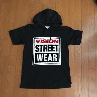 ヴィジョン ストリート ウェア(VISION STREET WEAR)のVISION STREET 半袖パーカー(パーカー)