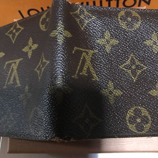 ルイヴィトン(LOUIS VUITTON)のルィビトン 2つ折り財布(折り財布)