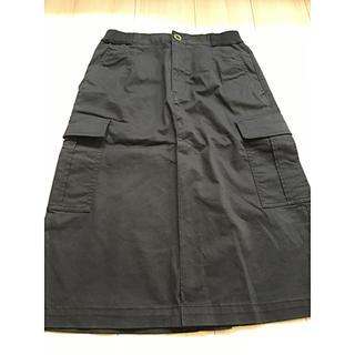 バンヤードストーム(BARNYARDSTORM)のストレッチチノスカート(ひざ丈スカート)