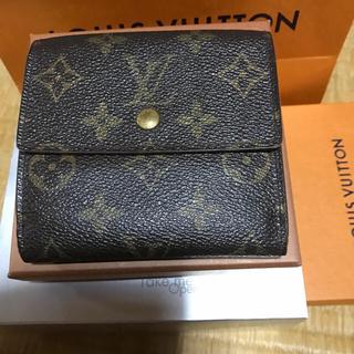 ルイヴィトン(LOUIS VUITTON)のルィビトン 財布 値下げ(折り財布)