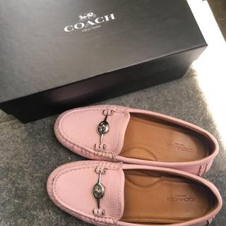 コーチ(COACH)のcoach 革靴・ローファー(ローファー/革靴)