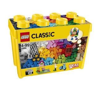 レゴ (LEGO) クラシック 黄色のアイデアボックススペシャル 10698☆(模型/プラモデル)