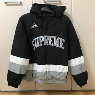 シュプリーム(Supreme)のsupreme puffy hockey 17aw(ダウンジャケット)