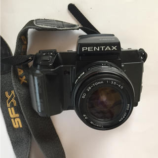 ペンタックス(PENTAX)のPENTAX  SFX  動作品  レンズ付き(フィルムカメラ)