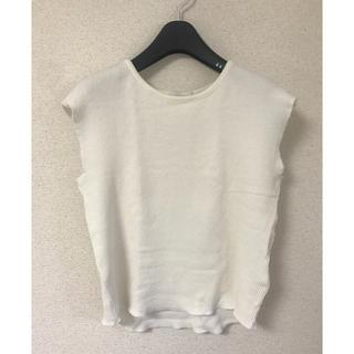 アクアガール(aquagirl)のaquagirl ワッフルTシャツ(Tシャツ(半袖/袖なし))