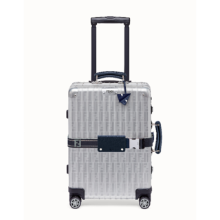 リモワ(RIMOWA)のフェンディ  リモワ 4輪キャビンスーツケース(トラベルバッグ/スーツケース)