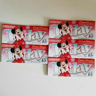 ディズニー(Disney)の5冊セット★ディズニーtoday(印刷物)