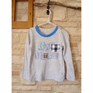 ラグマート(RAG MART)のRAG MARTラグマート/長袖Tシャツ(110)(Tシャツ/カットソー)