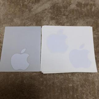 アップル(Apple)のApple ロゴ ステッカー シール 23枚 12シート組(その他)