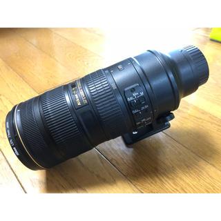 ニコン(Nikon)のAF-S NIKKOR 70-200mm F2.8 G ED VR II(レンズ(ズーム))